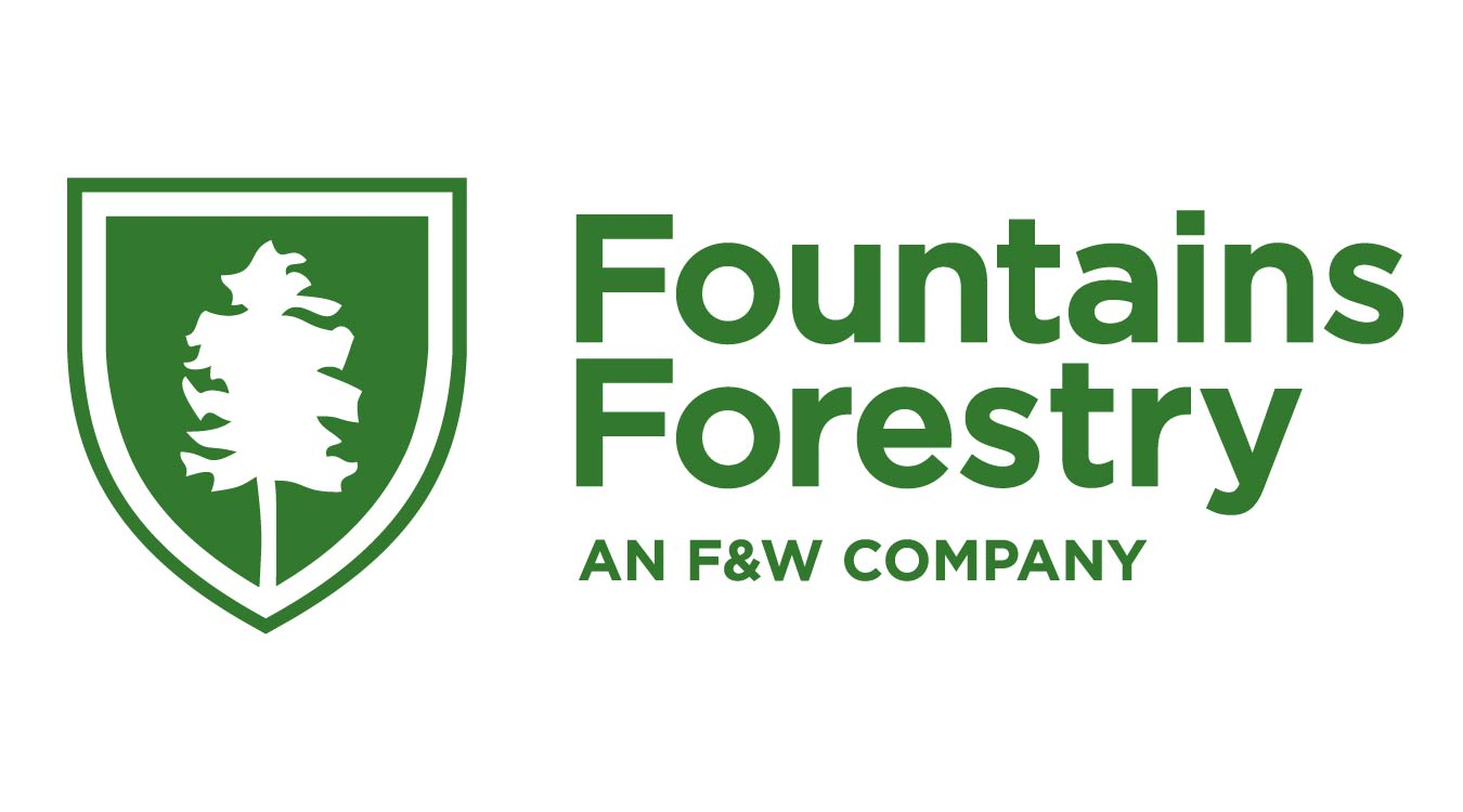 Fountains forestry logo